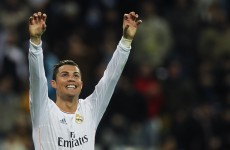 Ronaldo's 400th career goal seals victory for Real Madrid