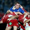 In-form blindside Ruddock ready for battle with 'different team' in Castres