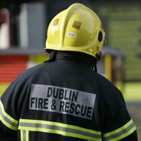 Failed breathing apparatus forced firefighter out of apartment block blaze