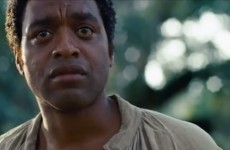VIDEO: Your weekend movies... 12 Years A Slave