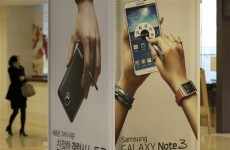 Samsung earnings fall as mobile growth slows down