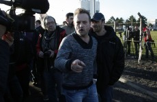 Workers in France free their tyre factory bosses after holding them captive