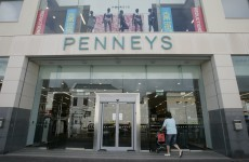 Penney's, helping the Irish economy since 1979