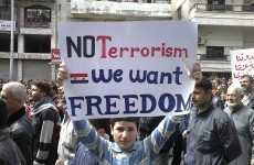 15 feared dead in protests in Syria.