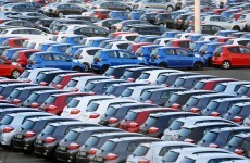 A boost from the '132' plate, but overall drop of 6.4 per cent in new cars licensed in 2013