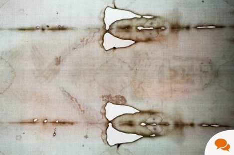 The Shroud of Turin - one of the more famous relics included in this guide.
