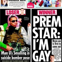 Man United defender Smalling apologises for 'suicide bomber' costume