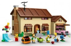 The Simpsons Lego is officially happening