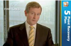What ever happened to Fine Gael's Five Point Plan?