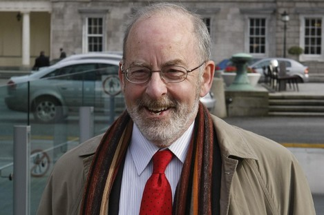 Patrick Honohan, governor of the Central Bank of Ireland.