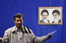 Iran's Ayatollah warns Ahmadinejad he will intervene 'when necessary'