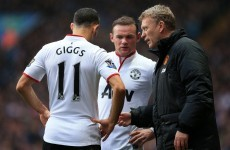 United facing 'character test' admits Giggs ahead of Swansea's return visit