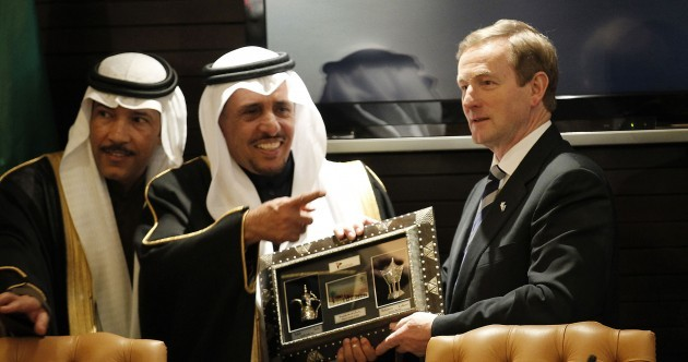 'The Saudi sun must have got to Mr Kenny': 6 winners and 6 losers from the political week