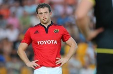 Cork man Hayes learning the trade from Davidson in France