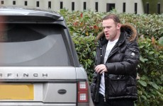 Wayne Rooney sent on warm weather training by Manchester United to get fit