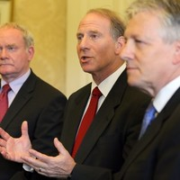 """Richard Haass didn't fail, the political parties failed."" - North First Minister"