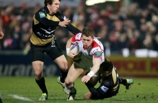 As it happened: Ulster v Montpellier, Heineken Cup