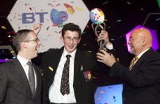 Dublin student Paul Clarke wins top prize at BT Young Scientist