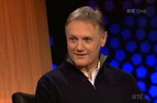 Joe Schmidt reveals Sean O'Brien's season may be over