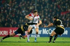Paddy Jackson: Montpellier 'were out to spoil our party'