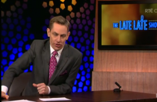 Did RTÉ get the competition question wrong on the Late Late Show?