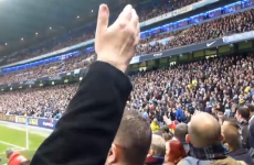 The West Ham fans respond to their Man City drubbing in brilliant fashion