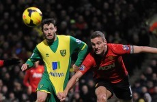 Hoolahan on Norwich bench again but Hughton insists he's going nowhere
