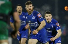 Leinster put distractions to one side with qualification in sight