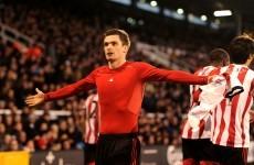 Big Sam safe for now as Hammers win, Johnson nets Sunderland hat-trick