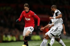 As it happened: Manchester United v Swansea, Premier League