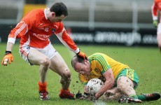 Donegal win first Dr McKenna Cup tie as Tyrone, Monaghan, Derry, Antrim and Cavan triumph