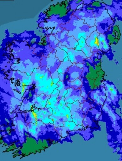 Not again. More spot flooding warnings issued