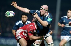 16 great images from a successful Heineken Cup weekend for the Irish