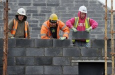 Home-building at fastest rate in nine years as industry 'turns corner'
