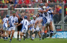 Waterford GAA chiefs confirm All-Ireland minor hurling medals engraving error
