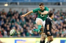 Tommy Bowe ruled out of Ulster's tangle with Tigers