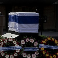 Israel holds state funeral for Ariel Sharon