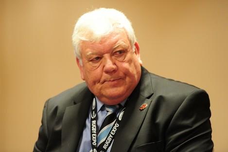 Exeter Chiefs chairman Tony Rowe.