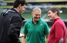 Open Thread: Who would you like to see named in Joe Schmidt's Ireland squad today?