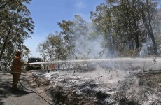 One dead as Australian blaze razes around 50 homes