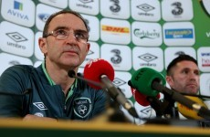 Here's how Martin O'Neill and Robbie Keane voted in the Ballon d'Or Awards