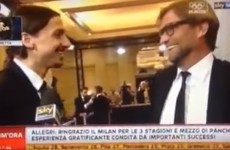 Zlatan Ibrahimovic tells Jurgen Klopp he'll play for free at Borussia Dortmund