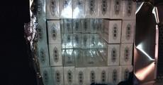 Revenue seize 22,000 cigarettes hidden in steel containers