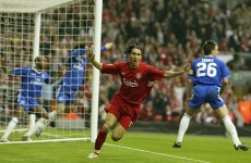 Luis Garcia - the scorer of THAT Champions League goal against Chelsea - retires