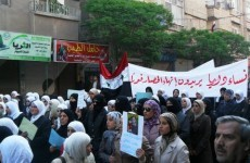 Six weeks of Syrian unrest - a timeline