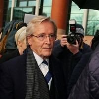 Corrie actor William Roache appears in court for rape trial