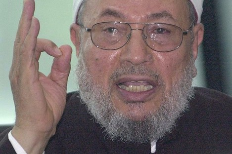 """Yusuf al-Qaradawi, the controversial Egyptian theologian, """"runs Islam in Ireland"""" according to a leaked US embassy cable."""