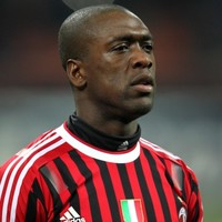 Clarence Seedorf confirms that he is the new AC Milan boss