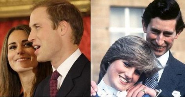 Two royal weddings, 30 years apart...But how much will have changed?