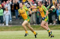 2012 Allstars McGee and Gallagher to make seasonal bows for Donegal tomorrow